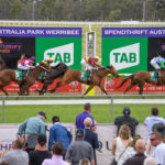 Werribee Racing Club - Winning Post
